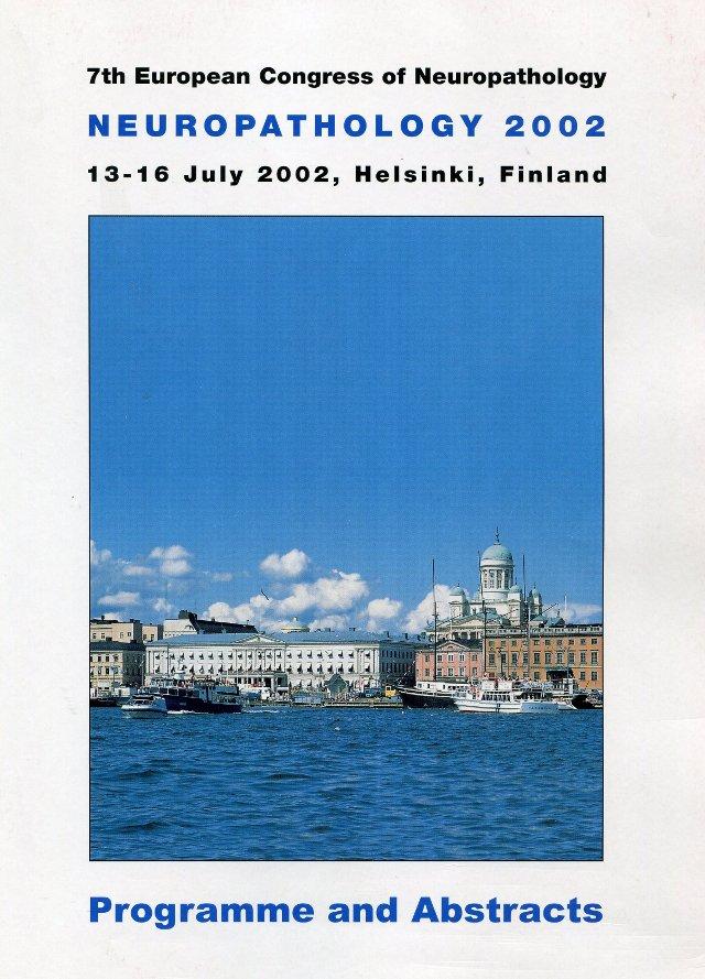 European Congress of Neuropathology