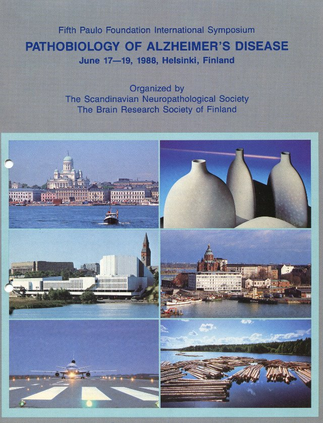 Northern Lights Helsinki 1988